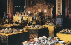 """Sự thật khó tin về những món ăn trên bàn tiệc của vua quan Minh triều: Khó có thể xem là """"sơn hào hải vị"""""""