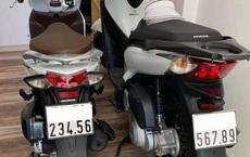 'Dân chơi' bán cặp Honda SH - Vision giá 1,1 tỷ, CĐM mỉa mai: 'Tiền chứ có phải giấy đâu'