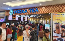"""Cạnh tranh vô duyên kiểu trà sữa Pozza Tea: Chê thẳng mặt Gong Cha thu phí nhượng quyền 3-5 tỷ đồng quá """"chát"""", mời chào giá rẻ chỉ bằng 1/10"""