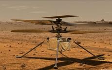 Chuyến bay lịch sử đầu tiên của trực thăng trên Sao Hỏa bị hoãn do gặp trục trặc bất ngờ