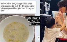 Con trai của Hoà Minzy được bà nội đại gia nức tiếng Long An cưng như trứng, việc làm mỗi sáng là bằng chứng rõ nhất!