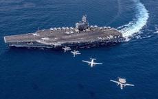 25 chiến đấu cơ TQ gầm gừ sát Đài Loan: TQ thực chất muốn tấn công nhóm tàu sân bay Roosevelt vừa rời đi?