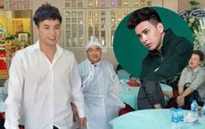 Hồ Quang Hiếu cười tươi trong tang lễ bố ruột Hiếu Hiền gây tranh cãi