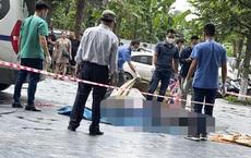 Hà Nội: Nam thanh niên rơi từ tầng cao chung cư xuống đất tử vong