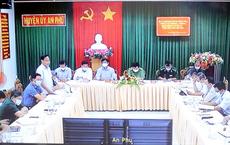 NÓNG: Cặp vợ chồng nhập cảnh trái phép từ Campuchia nghi nhiễm COVID-19, An Giang họp khẩn