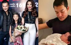 Trần Bảo Sơn lần đầu lên tiếng về chuyện có con gái thứ 2 sau 7 năm ly hôn Trương Ngọc Ánh