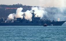 """Sợ hãi """"Gấu Nga"""" sẽ nổi giận, Mỹ quyết định hủy bỏ kế hoạch đưa tàu chiến tới Biển Đen"""