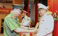 Thiếu tướng Tô Ân Xô - người phát ngôn Bộ Công an được thăng hàm Trung tướng