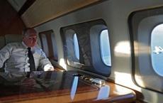 Hé lộ chuyên cơ mới xấp xỉ 517 triệu USD của Tổng thống Putin