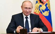 Thu nhập năm 2020 của TT Putin là bao nhiêu? Cao hơn gần 270.000 rúp so với năm 2019