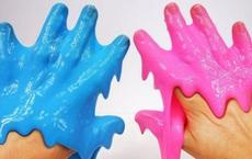 """Slime - thứ đồ chơi """"ma quái"""" đang tạo ra cơn sốt: Chuyên gia cảnh báo nguy cơ ngộ độc"""