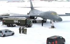 Oanh tạc cơ chiến lược Mỹ hỏng nặng ở Na Uy, sĩ quan chỉ huy mất chức