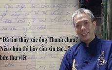 """Bí ẩn những lá thư hỏi """"tìm thấy xác chưa"""" trong vụ người chồng mất tích ly kỳ ở Thanh Hóa"""