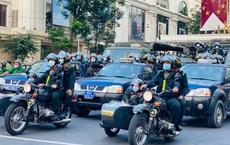 Công an TPHCM đề nghị Bộ Công an chi viện để trị 'quái xế'