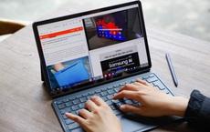"""Với OneUI 3.1, Galaxy Tab S7 ngày càng trở nên """"giống"""" một chiếc laptop cá nhân"""
