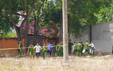 Vụ bé gái 5 tuổi bị hiếp dâm, bóp cổ chết: Tối qua nghi phạm cùng vợ còn sang thắp hương cho cháu