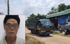 Đưa nghi phạm đến dựng lại hiện trường vụ xâm hại, bóp cổ bé 5 tuổi tử vong ở Vũng Tàu
