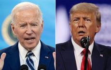 Cựu Tổng thống Trump dành lời ngợi khen hiếm hoi cho quyết định của người kế nhiệm