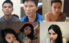 """Kẻ cầm đầu """"ổ bay lắc"""" trong bệnh viện bị bắt khi thác loạn cùng đàn em và 4 cô gái trong khách sạn"""