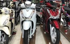 Điều gì khiến thị trường xe máy sụt giảm?