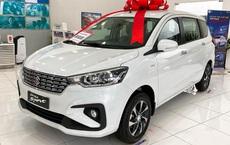 Bị Xpander vượt xa, Suzuki Ertiga Sport ồ ạt giảm giá 50 triệu đồng tại đại lý