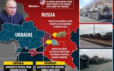 Bất ngờ trước phản ứng của NATO nếu Nga tấn công Ukraine: Tránh voi chẳng xấu mặt nào