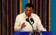 Tổng thống Philippines tuyên bố sẵn sàng đưa tàu chiến ra Biển Đông