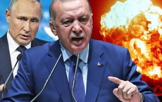 Thổ Nhĩ Kỳ ra tay dập thùng thuốc súng ở Donbass: Tình tiết hậu xung đột Nga-Gruzia tái diễn?