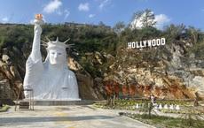 """Xuất hiện bức tượng nữ thần tự do phiên bản """"đột biến"""" ở Sa Pa: Chính quyền lập đoàn kiểm tra"""