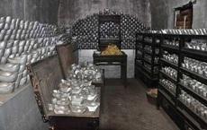 """Vụ trộm quốc khố lớn nhất lịch sử Thanh triều: Có 1.218 vạn lượng bạc, hơn 900 vạn lượng """"bốc hơi"""", chân tướng phía sau khiến cháu trai Càn Long """"tức muốn chết"""""""