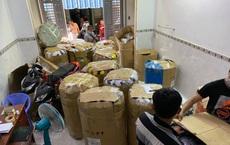 Khởi tố vụ án sản xuất buôn bán nón Sơn giả cực lớn ở Sài Gòn