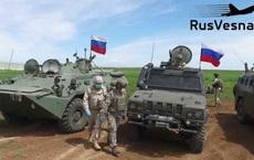 Tình hình Syria: Hé lộ hoạt động của lính Nga trong vùng có quân đội Mỹ ở Syria