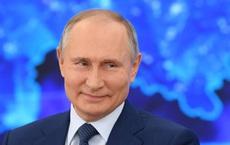 TĐLB Nga 2021: Tổng thống Putin mở đầu bài phát biểu xúc động bằng những lời cảm ơn từ tận đáy lòng