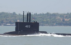 NÓNG: Tàu ngầm Indonesia mất tích, chưa rõ số phận các thủy thủ