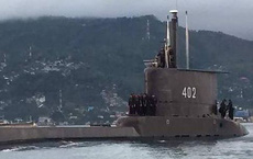 Video: Tàu ngầm Indonesia mất tích thuộc loại bán chạy nhất thế giới hiện nay