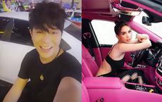 Nathan Lee mặc váy, thách Ngọc Trinh đọ siêu xe trên phố: Học đi rồi về nói chuyện với anh