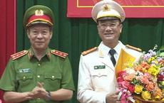 Nghệ An có tân giám đốc công an tỉnh 49 tuổi