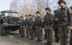 Nga ra lệnh rút dần quân từ biên giới gần Ukraine