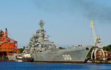 Admiral Nakhimov của Nga trở thành tàu chiến mạnh nhất thế giới sau khi nâng cấp