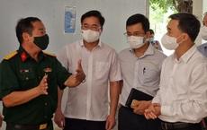 Thứ trưởng Bộ Y tế cảnh báo nguy cơ lây nhiễm Covid-19 tại 3 tỉnh phía nam