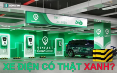 'Trái tim năng lượng' của xe điện: Toyota có xe điện nhưng 'không xanh' - xe Vinfast vừa ra mắt thì thế nào?