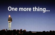"""Apple đánh mất câu nói kinh điển """"One more thing"""" của CEO Steve Job vào tay thương hiệu đồng hồ Swatch"""
