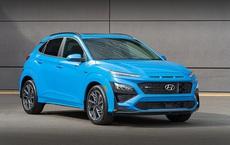 """Ô tô Hyundai 600 triệu lộ diện đẹp long lanh, nâng cấp """"dằn mặt"""" Kia Seltos, Honda HR-V"""