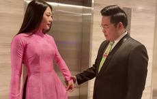 Sau khi tặng thẻ tín dụng, Quang Lê khuyên Hà Thanh Xuân bỏ hát để phát triển tình yêu