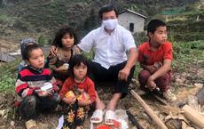 """Vụ ông Đoàn Ngọc Hải """"vay"""" nữ hiệu trưởng sữa và thịt hộp giúp 2 cháu nhỏ: Báo cáo bác Hải, em và nhà trường đã thực hiện ngay!"""