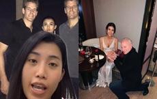 Chia tay tỷ phú Mỹ U80, người mẫu Việt hé lộ chuyện quen tỷ phú thế giới khác