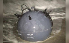 Phát hiện thiết bị quân sự nghi là thủy lôi dạt vào bờ biển Mỹ
