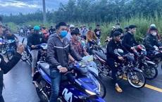 """CSGT """"ém quân"""" tại phà Cát Lái, vây bắt nhóm đối tượng từ Đồng Nai về TP HCM"""