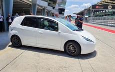 """Ô tô điện """"na ná"""" Honda Jazz sạc đầy pin đi 300km, giá từ 278 triệu đồng"""