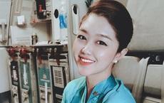 Tiếp viên 31 tuổi xinh đẹp của Vietnam Airlines: 'Không có chồng không chết được, chỉ sợ không làm ra tiền'
